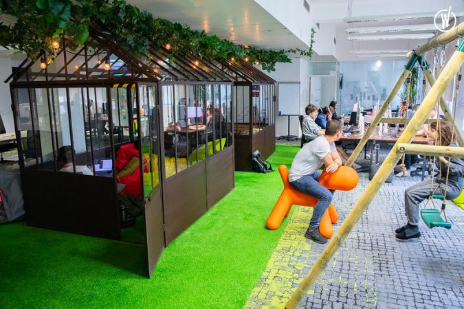 Scaleway office